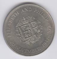 GREAT BRITAIN 1972: 25 New Pence, KM 917 - 1971-… : Monedas Decimales