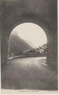 (FRA1126) TUNNEL DE LA GRAVE ... UNUSED - Other Municipalities