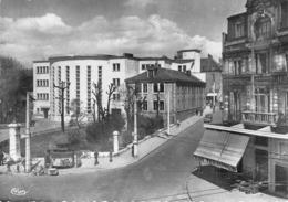21 - CPSM DIJON Rue Guillaume Tell Nouvelle Centrale SNCF - Dijon