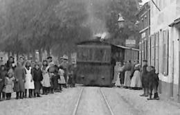 Moerzeke - Kloosterstraat - Rue Du Couvent (top Animation Stoomtram Tramway, Uitg. V. Sarens Zie ZOOM) - Hamme