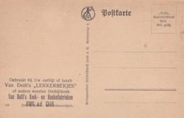 193710Van Delft, Koek En Banketfabrieken Koog A.d. Zaan - Reclame