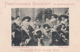 193718Parfumerie Boldoot Amsterdam (Een Schuttersvendel) Frans Hals - Reclame