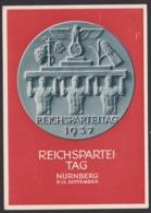AK Propaganda / Reichs - Parteitag Nürnberg 1937 - Autres