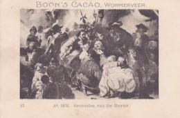 1937124Boon' S Cacao, Wormerveer. Ao.1676. Sneuvelen Van De Ruyter. - Chocolade