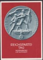 AK Propaganda / Reichs - Parteitag Nürnberg 1938 - Militares