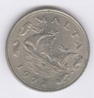 MALTA 1972: 10 Cents, KM 11 - Malte