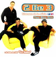CD N°3204 - 2 BE 3 -  POUR ETRE LIBRE - COMPILATION 2 TITRES - Dance, Techno & House