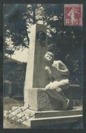 Haute Savoie. Cluses; Monument François Curt - Cluses