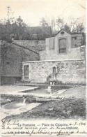 Andenne NA24: La Fontaine. Place Du Chapitre 1904 - Andenne