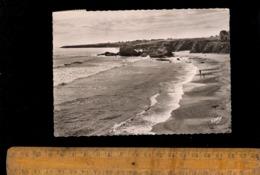 LE POULDU Finistère 29 : Hérou Plage Et La Pointe De Portsac  1958 - Le Pouldu