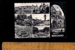 BERGAMO Lombardia :  Views - Bergamo