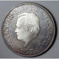 MONACO - Prestige 100 Francs 1974, RAINIER III - Francia