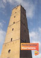 Nederland - PostNL- Reclamefolder - Nederlandse Vuurtorens - Brandaris Terschelling - 2014 - Propaganda