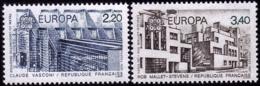France - Europa CEPT 1987 - Yvert Nr. 2471/2472 - Michel Nr. 2603/2604  ** - Europa-CEPT