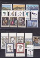 SAINT MARIN 1980 Année Complète Yvert 1004-1023 NEUF** MNH - San Marino
