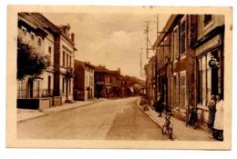 NEUVES MAISONS (54) - Rue Du Capitaine Caillon - Neuves Maisons