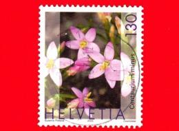 SVIZZERA - Usato - 2003 - Piante Medicinali - (Centaurium Minus) - 130 - Svizzera