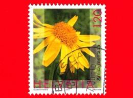 SVIZZERA - HELVETIA - Usato - 2003 - Piante Medicinali - (Arnica Montana) - 120 - Svizzera