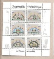 DDR - Serie Completa Nuova In Blocco MNH: Natale - Candelabri - 1986 * G - Nuovi