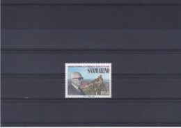 SAINT MARIN 1984 PRESIDENT PERTINI Yvert 1097 NEUF** MNH - San Marino
