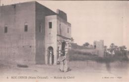 BOU-DENIB Maison Du Chérif - Marokko