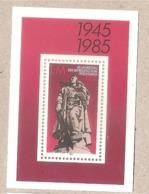 DDR - Foglietto Nuovo MNH: 40° Anniversario Della Vitoria Sul Fascismo - 1985 * G - Nuovi