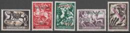 Belgie  .   OBP  .    PR 76/80    .    **    .  Postfris  .   /   .  Neuf SANS Charniere - Unused Stamps