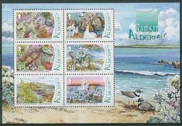 Alderney 2007 Ramsar-Konvention Feuchtgebiete Block 19 Postfrisch (C90382) - Alderney