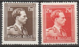 Belgie  .   OBP  .    845/846       .    **    .  Postfris  .   /   .  Neuf SANS Charniere - Bélgica