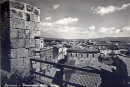 Oristano - Panorama Dalla Torre -formato Grande Viaggiata – E 14 - Oristano