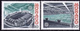 Monaco - Europa CEPT 1987 - Yvert Nr. 1565/1566 - Michel Nr. 1794/1795  ** - Europa-CEPT