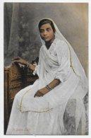 A Bania Lady - India