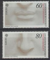 Europa 1986 - Germany Mi 1278-79 Y=1110-11 Sc=1457-58 (**) - [7] República Federal