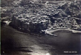 Pizzo - Vista Dall'alto - Formato Grande Viaggiata – E 14 - Catanzaro