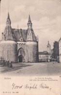 Mechelen Malines La Porte De Bruxelles - Malines
