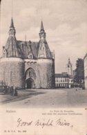 Mechelen Malines La Porte De Bruxelles - Mechelen