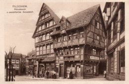HILDESHEIM-PFEILERHAUS-1909 - Hildesheim