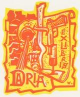 Ex Libris Daria - Remo Wolf (1912-2009) - Exlibris