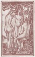 Ex Libris Giorgio Dieci - F. Zanichelli - Ex Libris