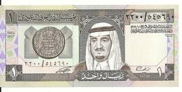 ARABIE SAOUDITE 1 RIYAL 1984 UNC P 21 D - Saoedi-Arabië