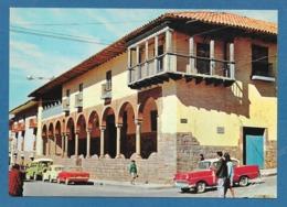 CUZCO PERU' CASA DEL INCA GARCILASO DE LA VEGA - Perù