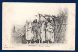 Algérie. Béni Abbés. Femmes Indigènes. Ammi Moussa- Villers Semeuse 1910 - Vrouwen