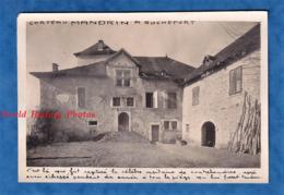 Photo Ancienne - PONT DE BEAUVOISIN - Château De ROCHEFORT , Lieu De Capture De Louis Mandrin - Savoie - Places