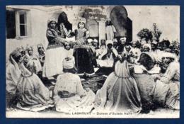 Algérie. Laghouat. Danses D' Ouled Naïl En Costumes Traditionnels. Alger -Marseille-Herserange 1931 - Argelia