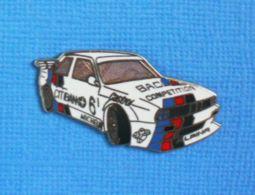1 PIN'S //  ** BMW ALPINA SUPERTOURISME / BAC COMPETITION / MICHELIN / CASTROL ** . (Démons & Merveilles) - BMW