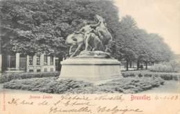 BRUXELLES - Avenue Louise - Avenues, Boulevards