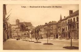 LIEGE - Boulevard De La Sauvenière (St-Martin) - Liege