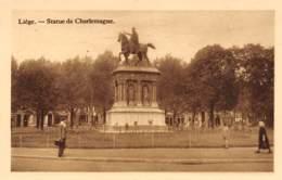 LIEGE - Satue De Charlemagne - Liège