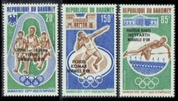 1972Dahomey499-5011972 Olympic Games In  Munchen - Sommer 1972: München