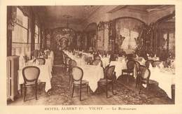 "/ CPA FRANCE 03 ""Vichy, Hôtel Albert 1er"" - Vichy"